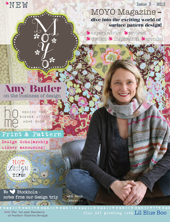 moyo magazine issue 3 Amy Butler