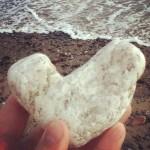heart stone beach