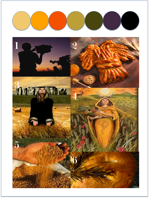 lammas color story