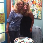 Visiting Tracy Verdugo