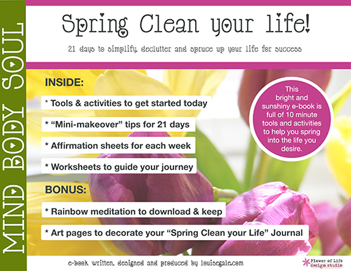 Spring clean your life ebook louise gale mixed media botanical spring clean your life ebook louise gale mixed media botanical mandala color artist fandeluxe PDF