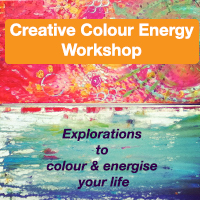 Creative Colour Energy Workshop