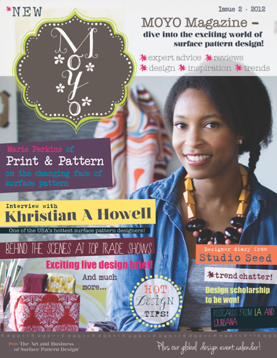 Moyo magazine issue 2 Khristian A Howell