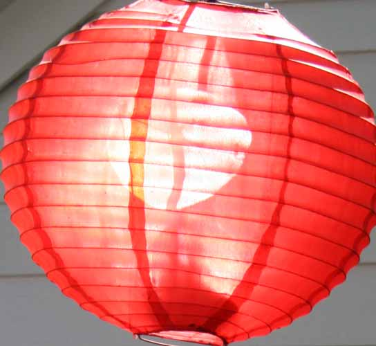 Red lantern, color stories, colour, energy, red, chakra