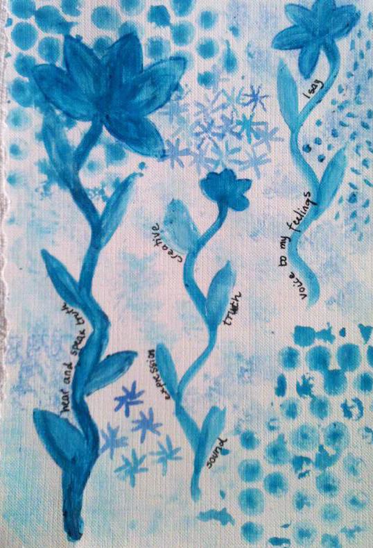 blue_Maria Del Valle