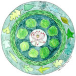 greenpinkmandala_Valerie Brown