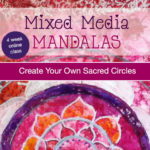 Mixed Media Mandala ecourse button