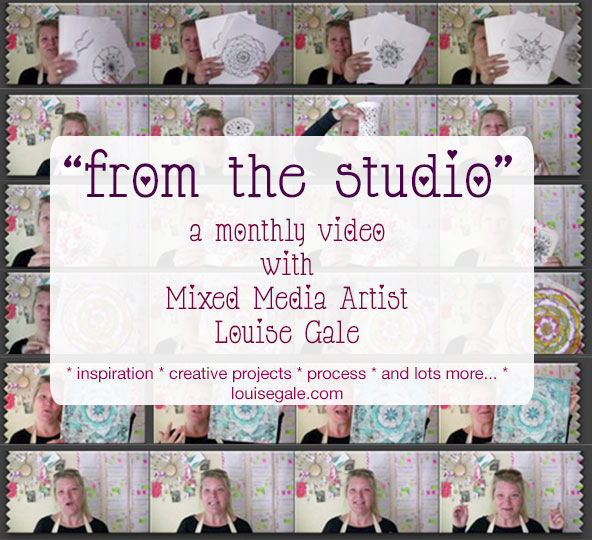 "*New* video series: ""from the studio"" #1 {16 Feb, 2014}"