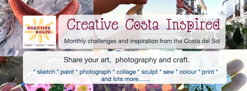 It's back! Monthly Creative Challenges – You are invited