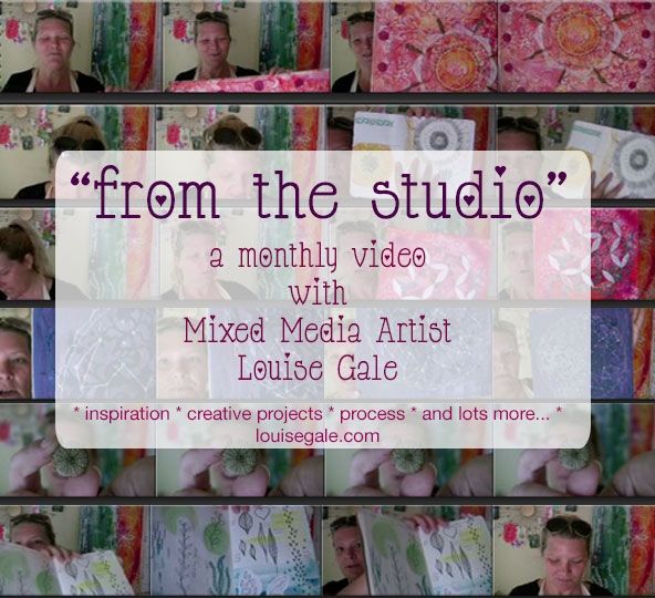 "Video – ""From the Studio"" #3 – April 2014"