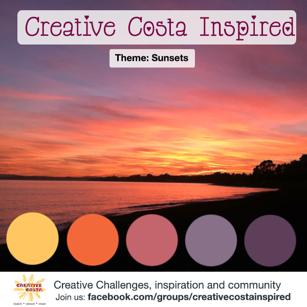 Creative Challenge: Sunsets {May 2014}