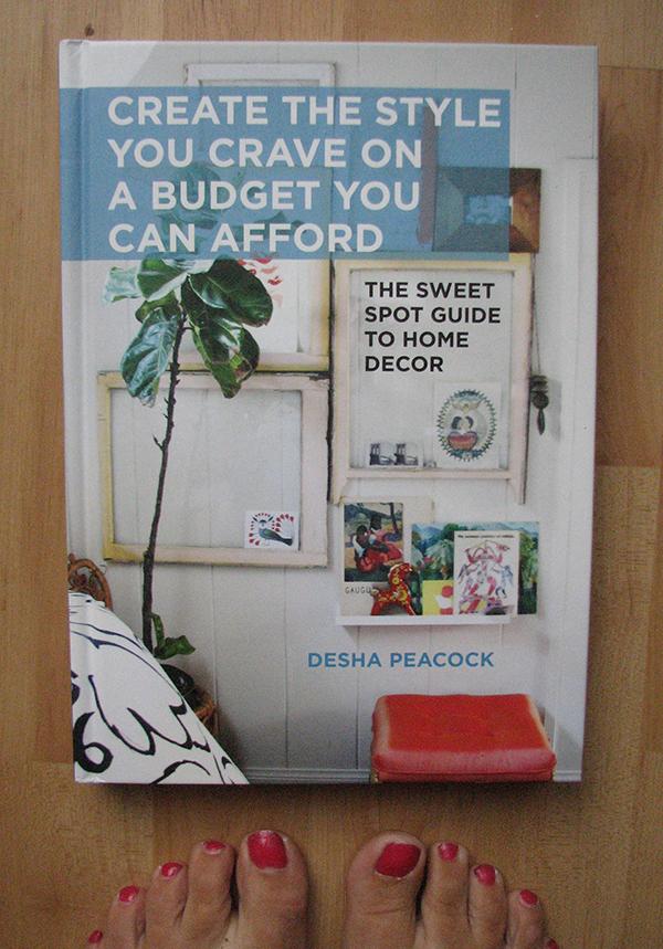 Desha peacock book