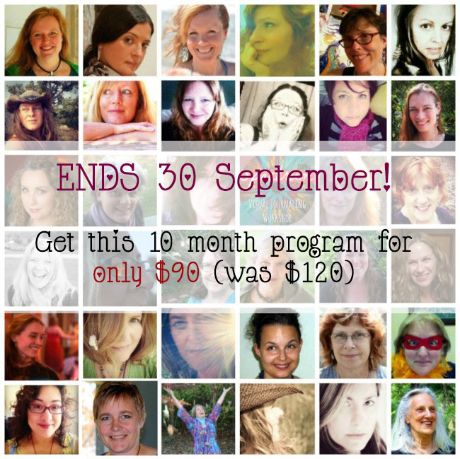 Offer ends 30 September! This amazing program from over 30 holistic healers and artists
