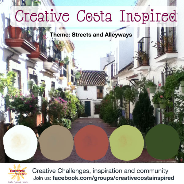 Creative Challenge September 2014: Streets and Alleyways