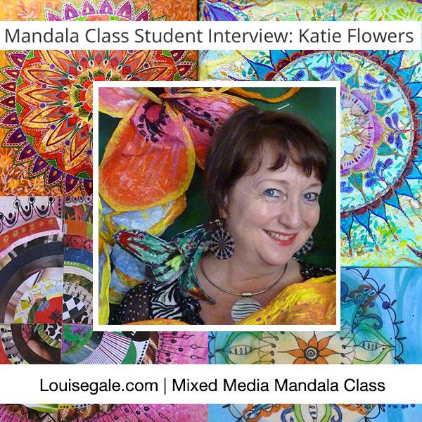 Mandala Class Student Interview: Katie Flowers