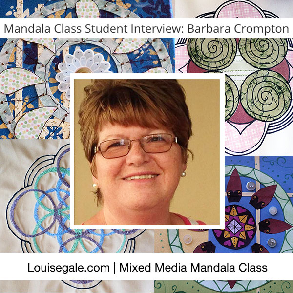 Mandala Class Student Interview: Barbara Crompton
