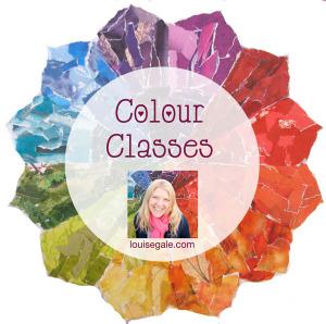 colour classes ©Louise Gale