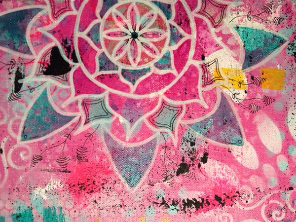 donna Wynn_pinkmandala