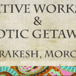 marrakesh creative getaway