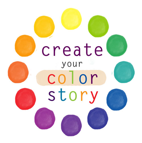 Announcing new color website and invitation to join the free 'Year of Color'