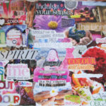 2015 vision board_Louise Gale