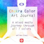 ChakraColorJournalClass2