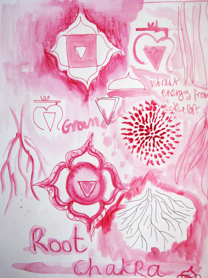 red page root chakra