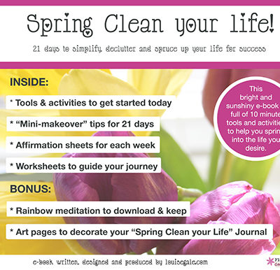 Springcleanyourlife_cover500pxls