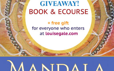 Giveaway! Mandala for the Inspired Artist: Working with paint, paper, and texture to create expressive mandala art