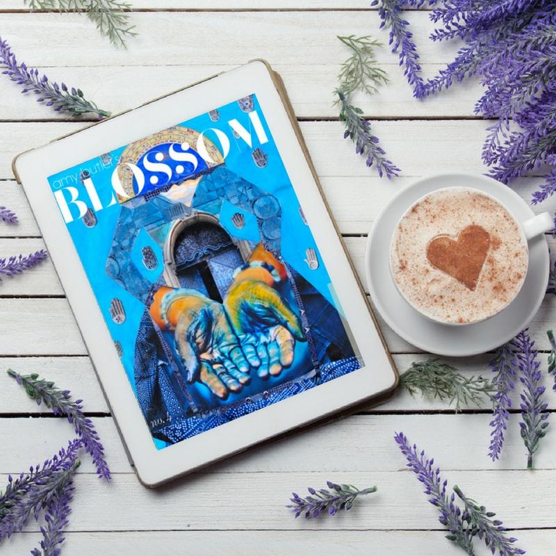 Amy Butler Design Blossom Magazine issue 4