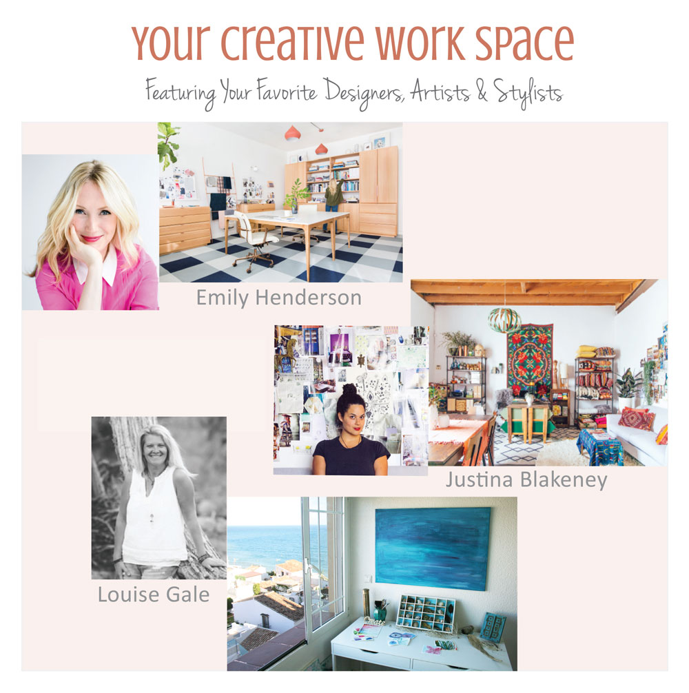 Your Creative Workspace Desha Peacock