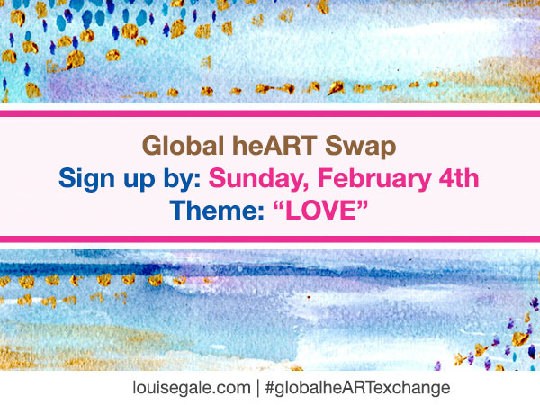 Join the next heART exchange