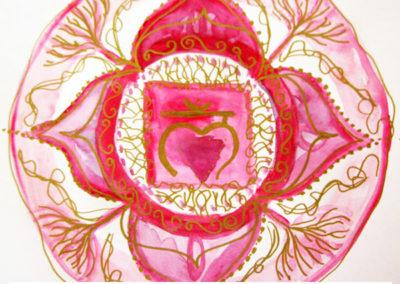 100 days of mandalas Day 26 Louise Gale