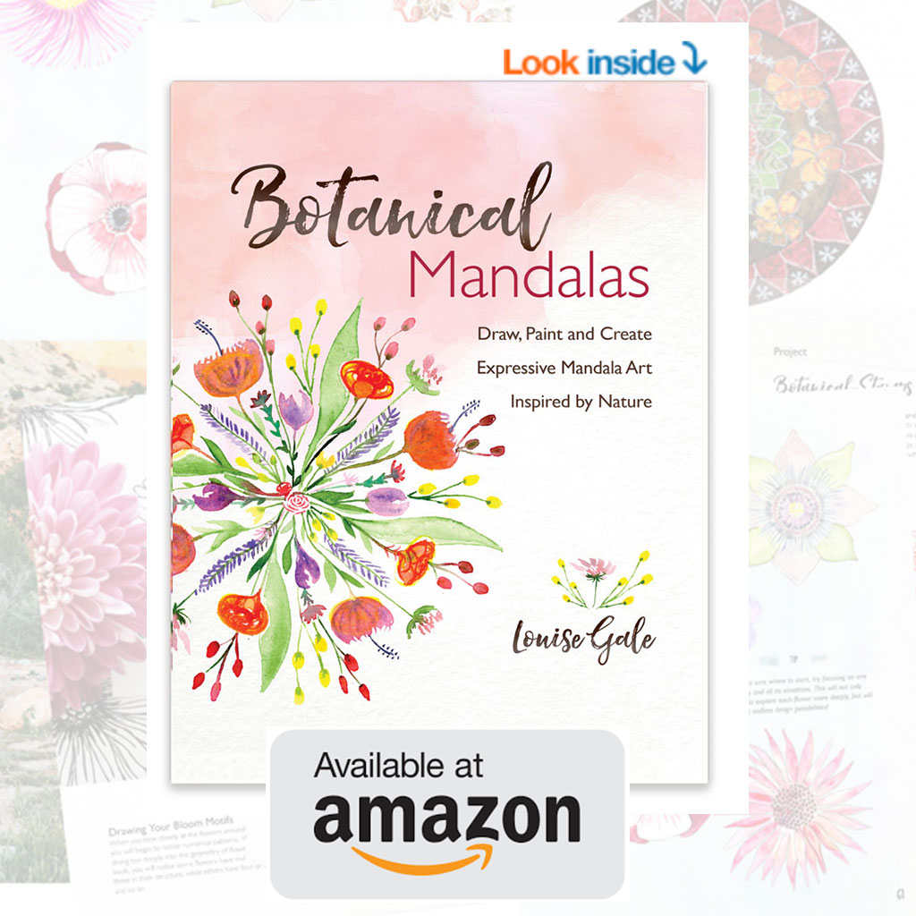 Botanical Mandalas Book