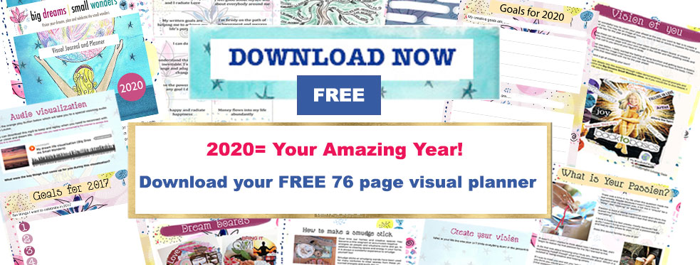 {Inside} Your FREE 2020 Workbook and Planner