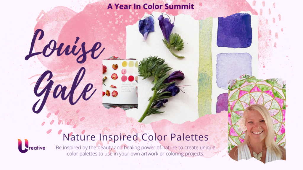 A Free Online Retreat: Color, Creativity and Inspiration!