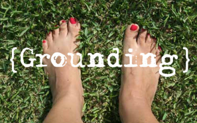 My Word of the Year 2018: Grounding + Free Download for you!