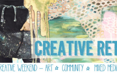Registration is OPEN! Online Creative Retreat
