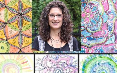 Mandala Class Student Interview: Ilene Price