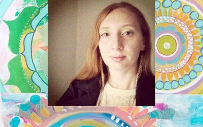 Mandala Class Student Interview: Rosalina Bojadschijew