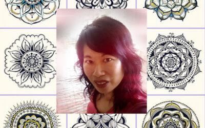 Mandala Class Student Interview: Wini Dougall