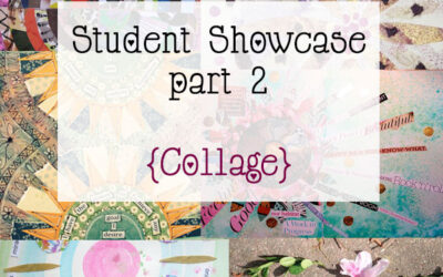 Mandala Class Student Showcase part 2 {Collage}